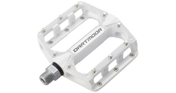 DARTMOOR Stream Pro Polkimet , valkoinen